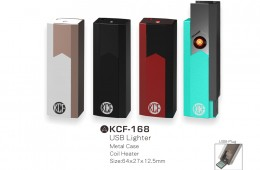 KCF-168 USB Lighter