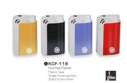 KCF-118 GAS Lighter Normal Flame
