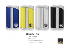 KCF-133 GAS Lighter Jet Flame
