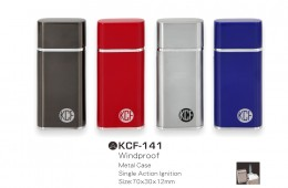 KCF-141 GAS Lighter Windproof