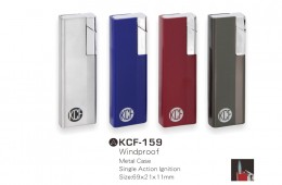 KCF-159 GAS Lighter Windproof