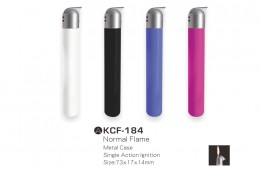 KCF-184 Gas Lighter Normal Flame