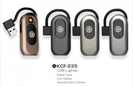 KCF-235 USB Lighter