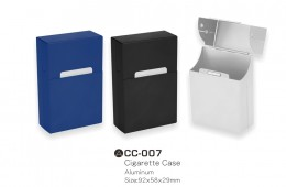 CC-007 Aluminum Cigarette Case