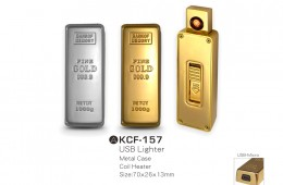 KCF-157 USB Lighter
