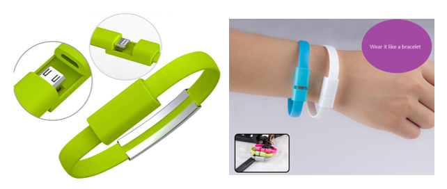 Data Charging Line Bracelet.
