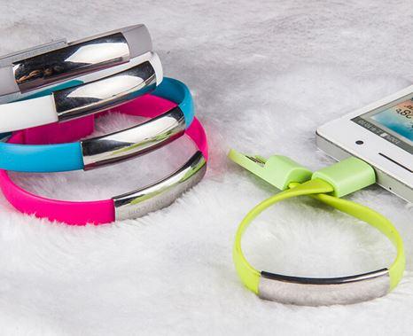 Data Charging Line Bracelet