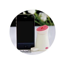 USB Mini Penguin Aroma Humidifier..