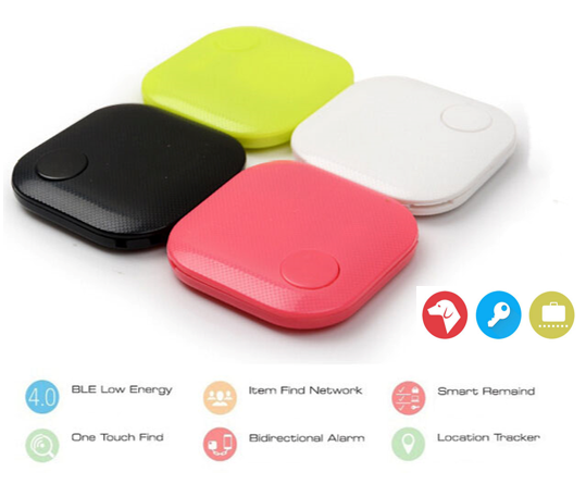 Wireless Bluetooth Anti-lost Anti-Theft Alarm Tracker