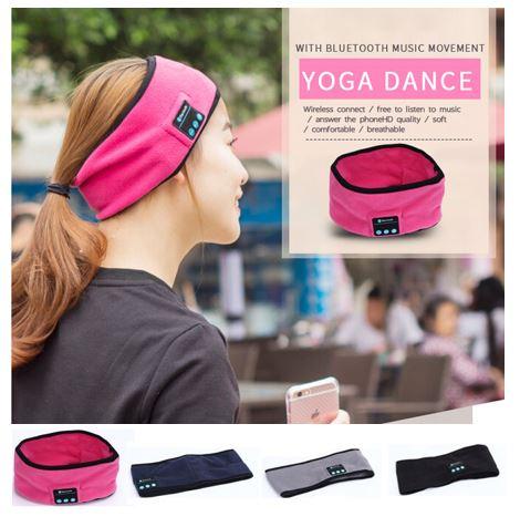Wireless Bluetooth Music Headband
