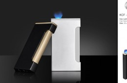 KCF-407 GAS Lighter Flat Flame