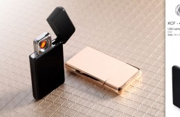 KCF-412 USB Lighter